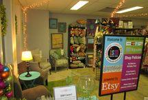 Modern Handmade Memphis / Pics from our handmade markets & popup shops