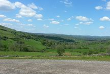 Staffordshire Holiday Cottages amazing view of the Peak District