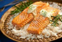 recepty - maso - ryby