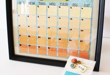 Calendarios - Planners
