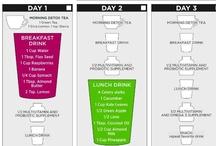 Healthy food guide / Detox
