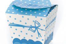 Baby Showers, Christening, Blue Party Theme