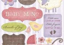 Baby Scrapbooking ideas... / by Deb Stone-Haga