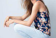 Style: Floral / Big florals, little florals!