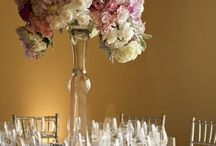 Wedding centerpieces Luxury / Tall centerpieces