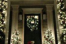 DOORS @ Christmas / by Kelly King