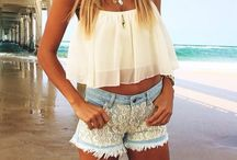 Gimme Summer Clothes Please!