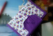! Handcrafted wallet / Handmade - Handcrafted Wallet and purse