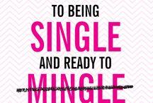 Happy single life