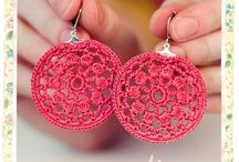 Crochet Jewelry / by Candy Coffie