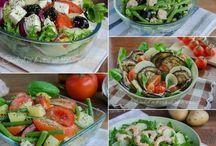 insalate fredde