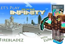 Minecraft FTB Infinity Evolved / This is a board of videos featuring Let's Play FTB (Feed The Beast)