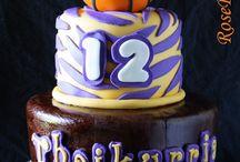 bday cakes