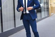 お洒落スーツ