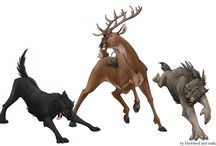 The Marauders / I don't really like the marauders but they are great characters :)