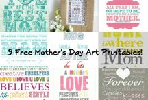 Mother's Day / by Andrea Wright