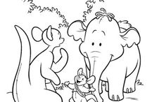 Lumpy the Heffalump / Elsker haffelaffen Lumpy fra Disneys Winnie the Pooh. Lumpy har en helt specielt plads i mit hjerte, Derfor samler jeg hermed alle de billeder jeg finder af ham herinde, så I også kan få glæde af hans dejlige personlighed