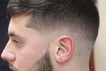 Berber saç kesimi