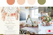 Color Inspiration / Color-themed inspiration for any event