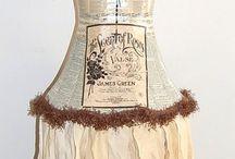 Dress makers doll