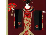 Asian inspired cards / by Thalia Gomes