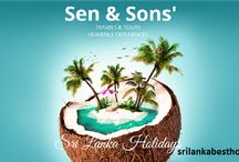 Holidays in Sri Lanka with Sen & Sons' / Are you a wildlife enthusiast and planning for a wildlife & adventure tours in Sri Lanka? Look no beyond Sen & Sons' Travels and Tours. With the assistance of our travel experts, you can have a fun and thrilled tour. Avail our Sri Lanka tour packages that are designed to meet the budget of travellers. Visit: http://www.srilankabestholidays.com/