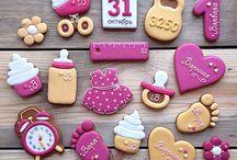 печенье деткам