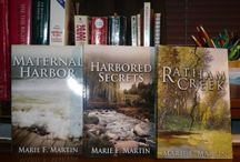 Book news / about my novels