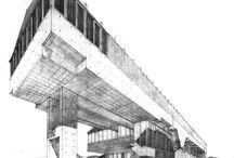 Sketches and Drawings as Architecture