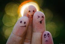 Finger Friends / by Eleanor Doyle