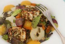 Salate - Salads / Diverse retete si idei de salate proaspete si gustoase.