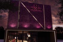 Novena Hotel / Luxury Hotel create to warm and atmosphere longer stay inside