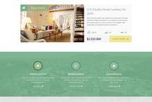 Property developer - Webdesign