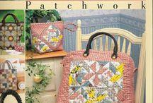 Patchwork - Livros e revistas
