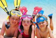 Hoteles para viajar con niños / Selección de alojamientos para familias con niños en costas españolas