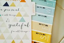 Planner Pages / by Bonita Rose