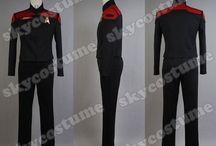 Star Trek Costumes / All costumes related to Star Trek series