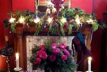 CHRISTMAS/WINTER / by Cheryl Humphreys