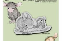 stampendous house-mouse