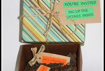 Birthday Party Ideas / by Jennifer Hayward