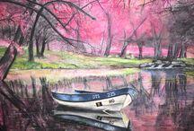 Pastel paintings / My artwork
