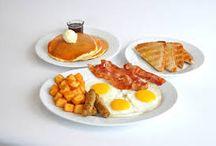 Nothing Like A Good Breakfast!