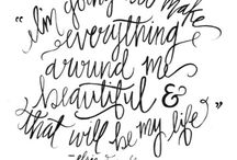 Quotes / by Beautiful