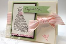 Stampin' Up! - Wedding/Engagement / by Kim Miller