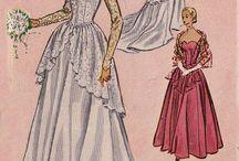 Inspiration for wedding dresses