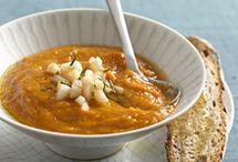soup + chili