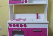 cocinas para niñas
