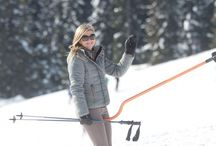 Skiing - What to Wear / What to wear when in the alps. All your style needs resolved!