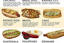 comida del mundo