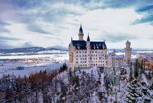 ! Alemanha Dicas de viagem / Dicas de viagem na Alemanha, viajar barato, Berlim, Munique, Stuttgart, Rothenburg, Hamburg e mais! Castelos e historia
